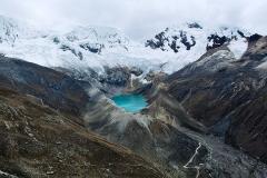 Palcacocha-Gletschersee