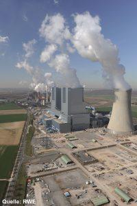 Braunkohle, BOA, Luftaufnahme, RWE Power, Energieerzeugung, Strom, Kühlturm